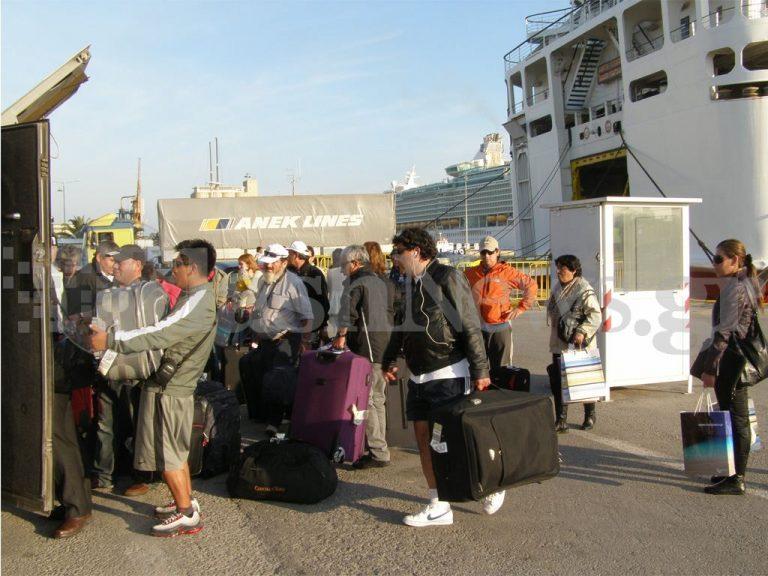 Κρήτη: »Περνάμε υπέροχα» λένε οι Χιλιανοί μεταλλωρύχοι από τα Χανιά!   Newsit.gr