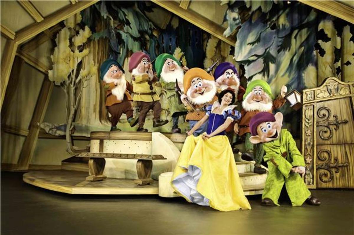 Οι ήρωες της Disney ζωντανεύουν!   Newsit.gr