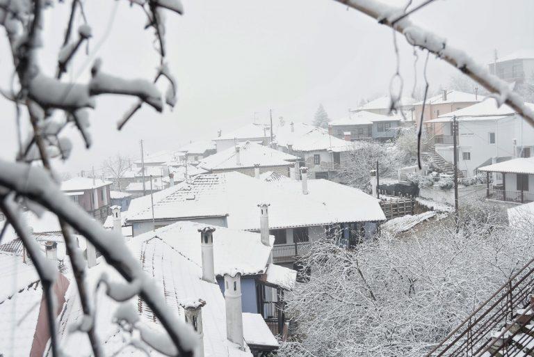 Καιρός: Θερμοκρασίες υπό το 0 και χιόνια την Πέμπτη | Newsit.gr