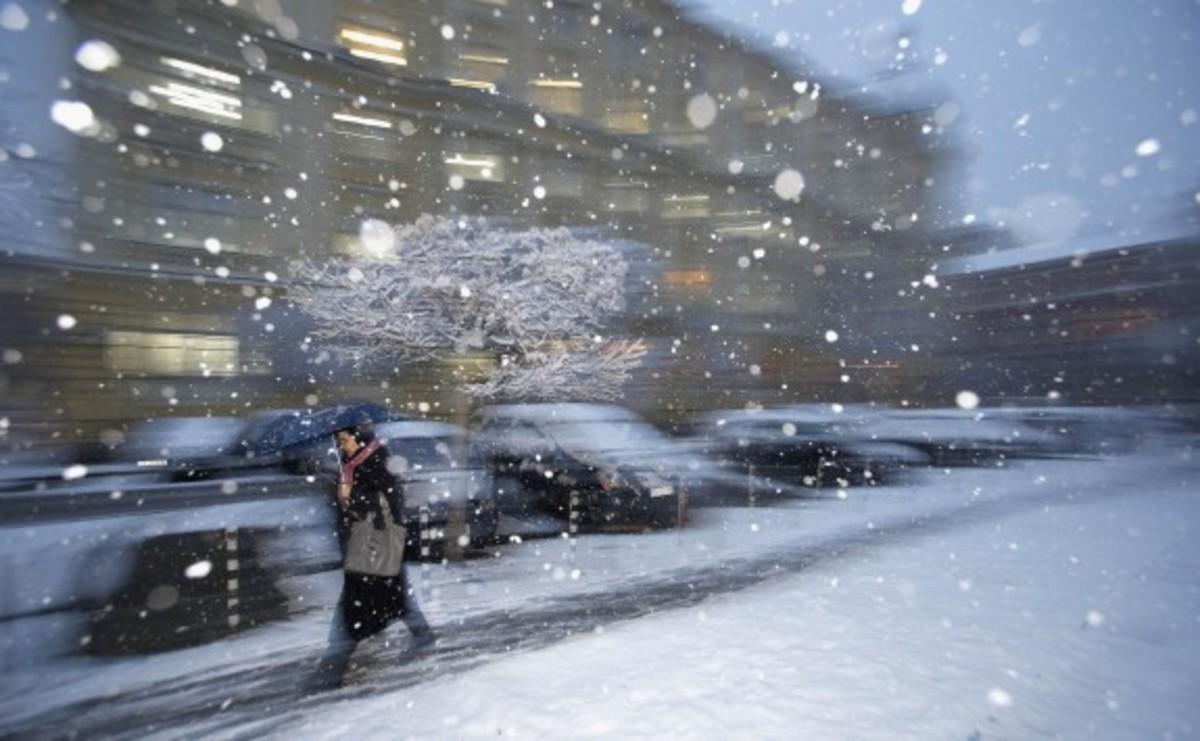 Σφοδρή κακοκαιρία με χιόνια πλήττει την νοτιοανατολική Ευρώπη   Newsit.gr