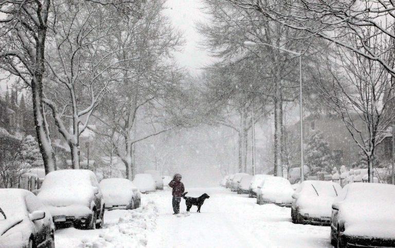 Ο χιονιάς «χτυπάει» την Ευρώπη – 3 νεκροί σε Βέλγιο και Βρετανία | Newsit.gr