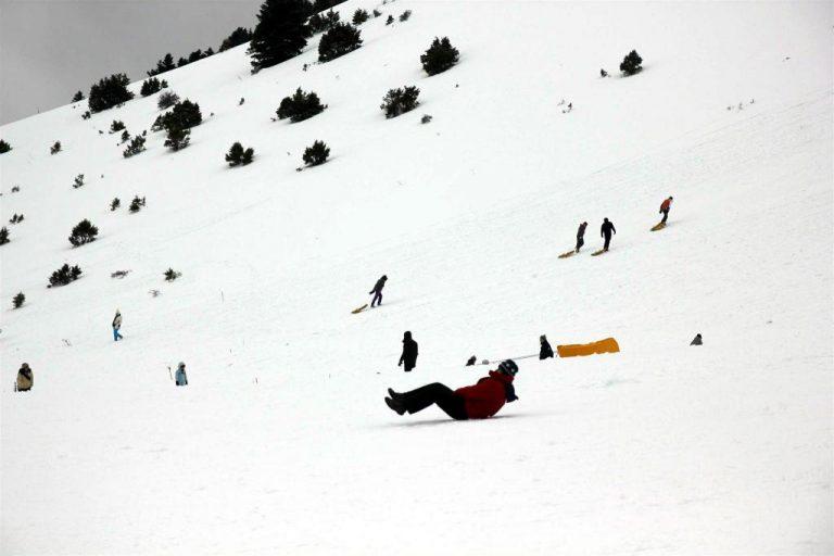 Πρωτοχρονιά στο Μαίναλο με βραδινό σκι   Newsit.gr
