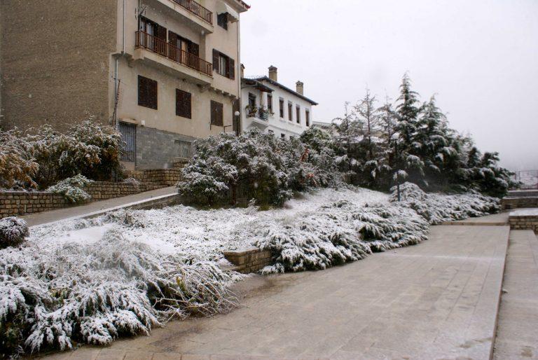 Τσουχτερό κρύο και παγετός   Newsit.gr