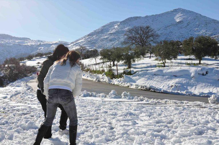 Πού θα χτυπήσει ο χιονιάς! Αναλυτική πρόγνωση του καιρού | Newsit.gr