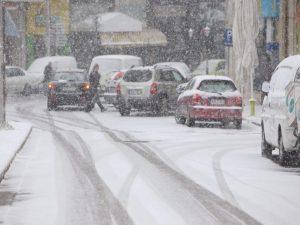 Καιρός Θεοφάνεια: Πού θα χιονίζει την Παρασκευή [χάρτες]
