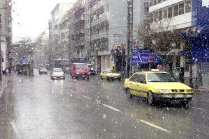 Καιρός: Έρχεται ψυχρό διήμερο! Χιόνια και στην Αττική