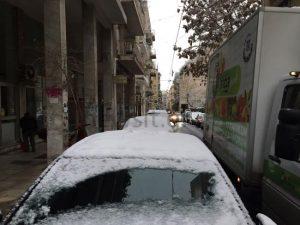 Καιρός ΤΩΡΑ Αθήνα – Θεσσαλονίκη: Που θα χιονίσει τις επόμενες ώρες [pics]
