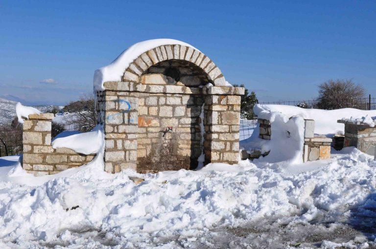 Χιόνια, καταιγίδες και πτώση της θερμοκρασίας τη Δευτέρα   Newsit.gr