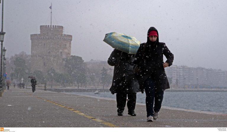 Σε ετοιμότητα η Θεσσαλονίκη για τα καιρικά φαινόμενα του χειμώνα | Newsit.gr