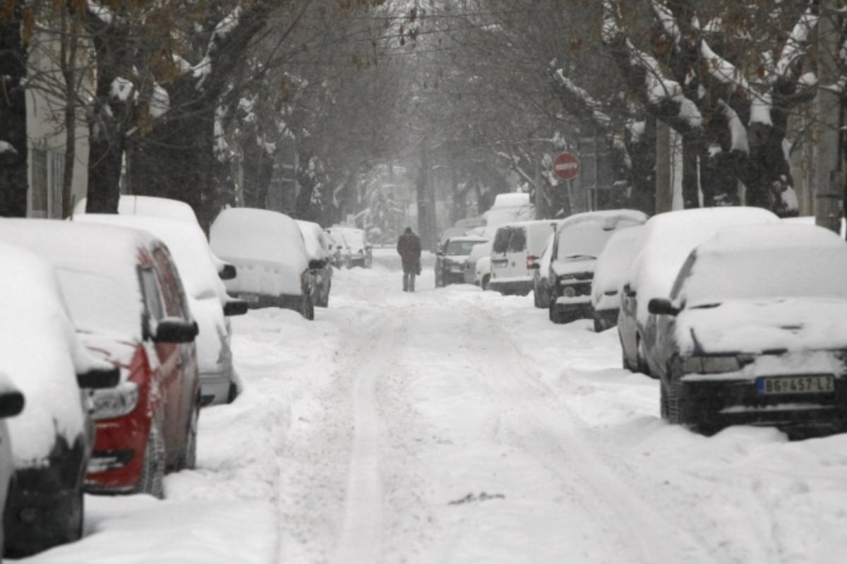 Σε κατάσταση εκτάκτου ανάγκης η Σερβία – 70.000 άνθρωποι αποκλεισμένοι από τα χιόνια | Newsit.gr