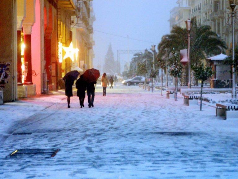 Χριστούγεννα 2015: Τι καιρό θα κάνει τις ημέρες των γιορτών – Πού θα πέσουν χιόνια