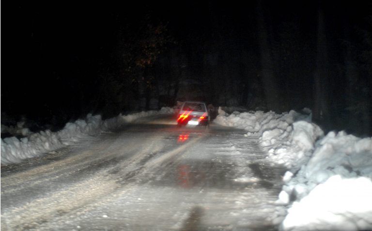 «Xιόνισε» προβλήματα – Ορειβάτης θύμα της κακοκαιρίας στις Σέρρες | Newsit.gr