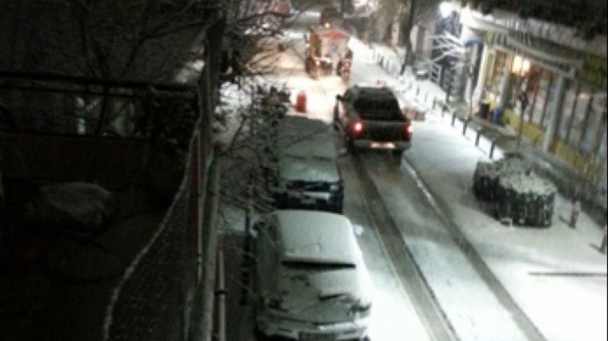 Κρήτη: Πυκνό χιόνι στο Λασίθι και προβλήματα στα Ανώγεια (Βίντεο)!   Newsit.gr