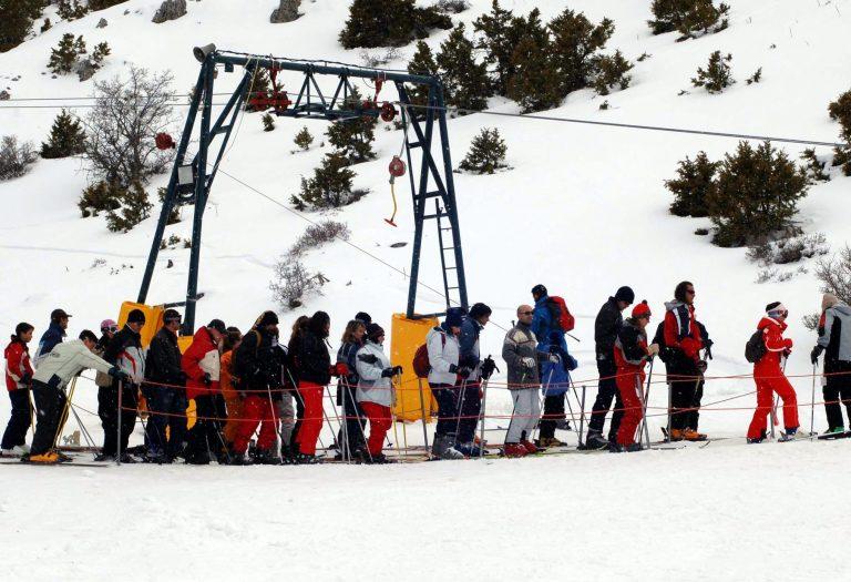 Με προσοχή στα χιονοδρομικά Κεντρικής και Δυτικής Μακεδονίας | Newsit.gr