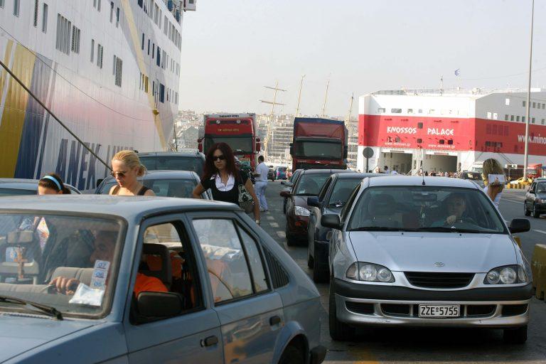 Χιος: Πάτησε τη λιμενικό με το αυτοκίνητο!   Newsit.gr