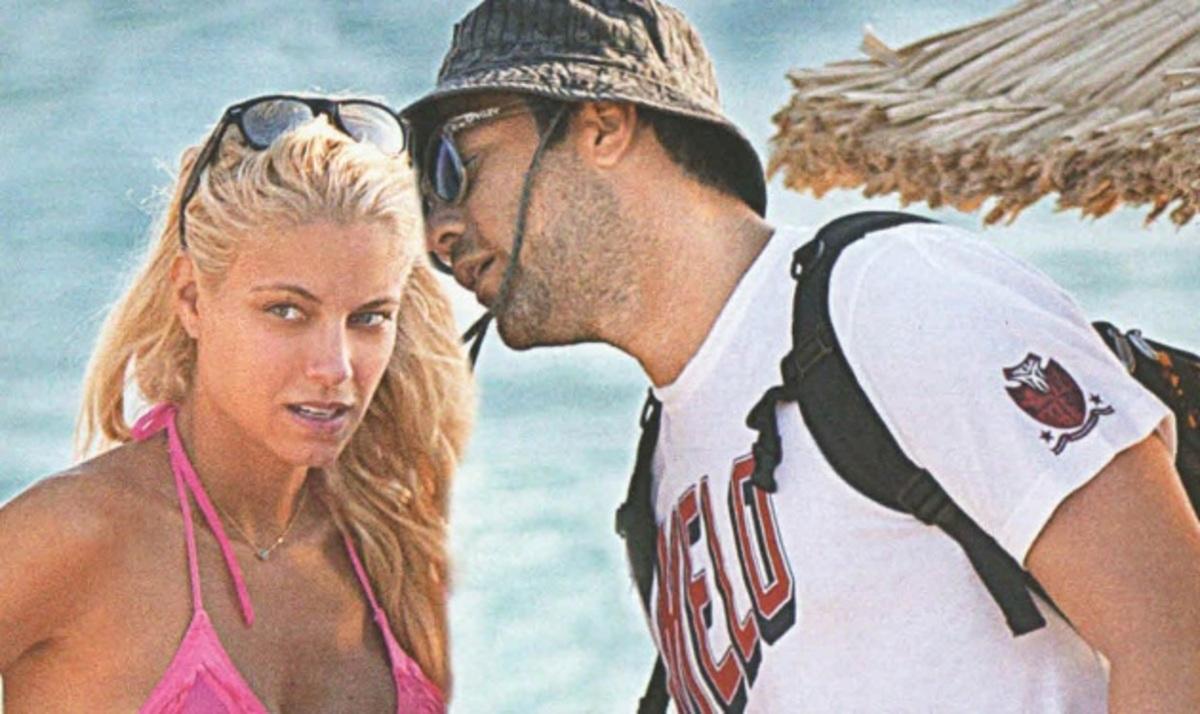 Χ. Χολίδης – Δ. Νομικού: Ερωτευμένοι στη Νάξο! | Newsit.gr