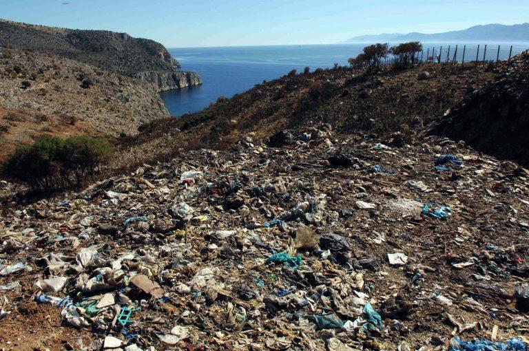 Χωρίς χωματερή η Αττική σε 2,5 χρόνια   Newsit.gr