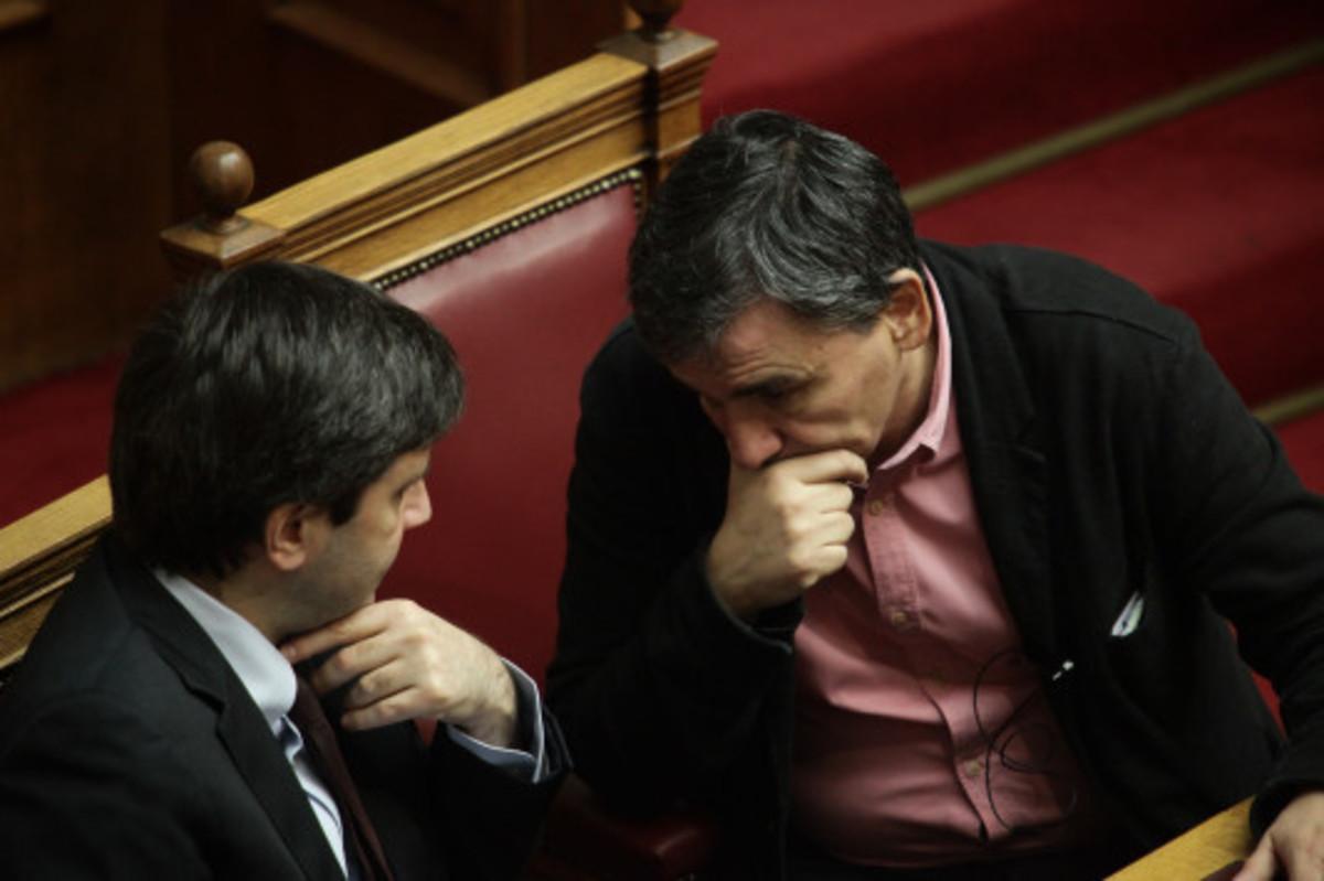 Τα βλέμματα όλων στην Ουάσινγκτον! Χουλιαράκης και Τσακαλώτος διαπραγματεύονται για το χρέος | Newsit.gr