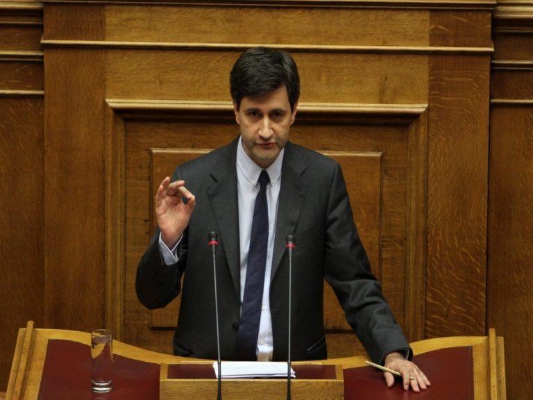 Χουλιαράκης: Το πρόγραμμα της ΝΔ κοστίζει 4 δισ. ευρώ | Newsit.gr