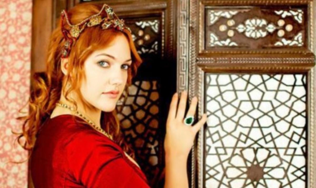 Δες την Χουρέμ από τον Σουλεϊμάν μελαχρινή! | Newsit.gr