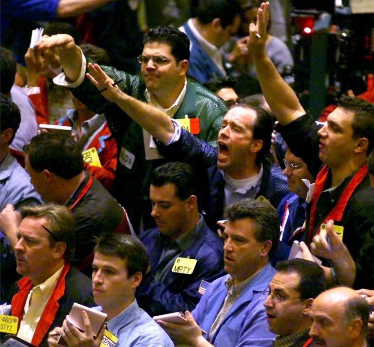 Επανήλθε ο Dow Jones στις 11.000 μονάδες μετά από δύο χρόνια | Newsit.gr
