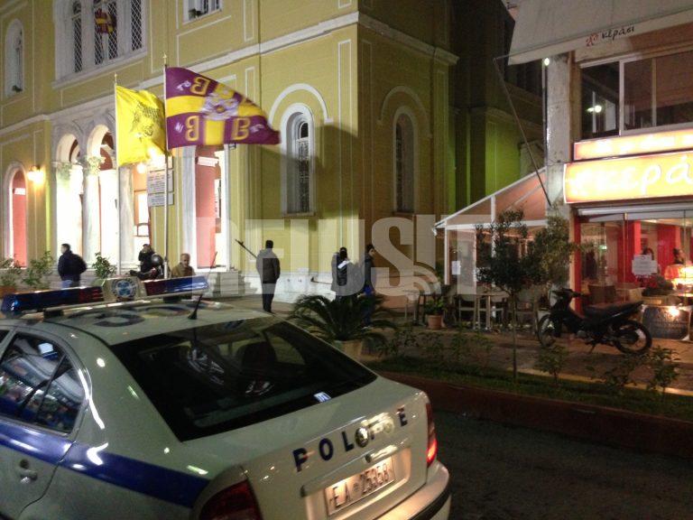 Έκρηξη με γκαζάκια στα γραφεία της Χρυσής Αυγής στον Πειραιά | Newsit.gr