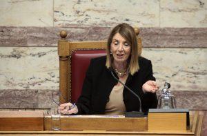 Η γγ Ισότητας των Φύλων κατά της Καθημερινής για το σχόλιο κατά της Τ. Χριστοδουλοπούλου