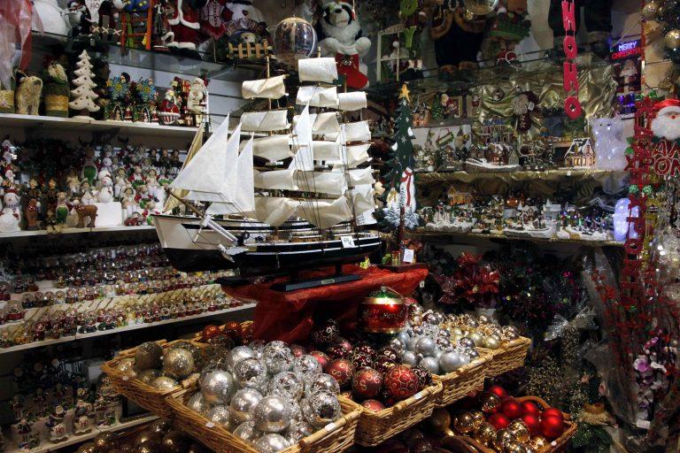 Τρίπολη: Τετραήμερο χριστουγεννιάτικο παζάρι | Newsit.gr