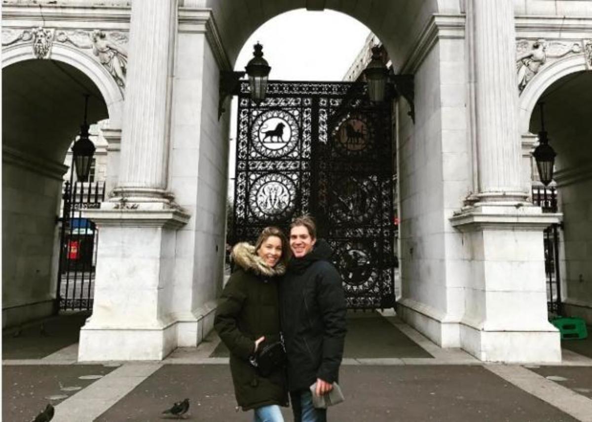 Μαριέττα Χρουσαλά: Στιγμές οικογενειακής ευτυχίας στο Λονδίνο! [pics] | Newsit.gr