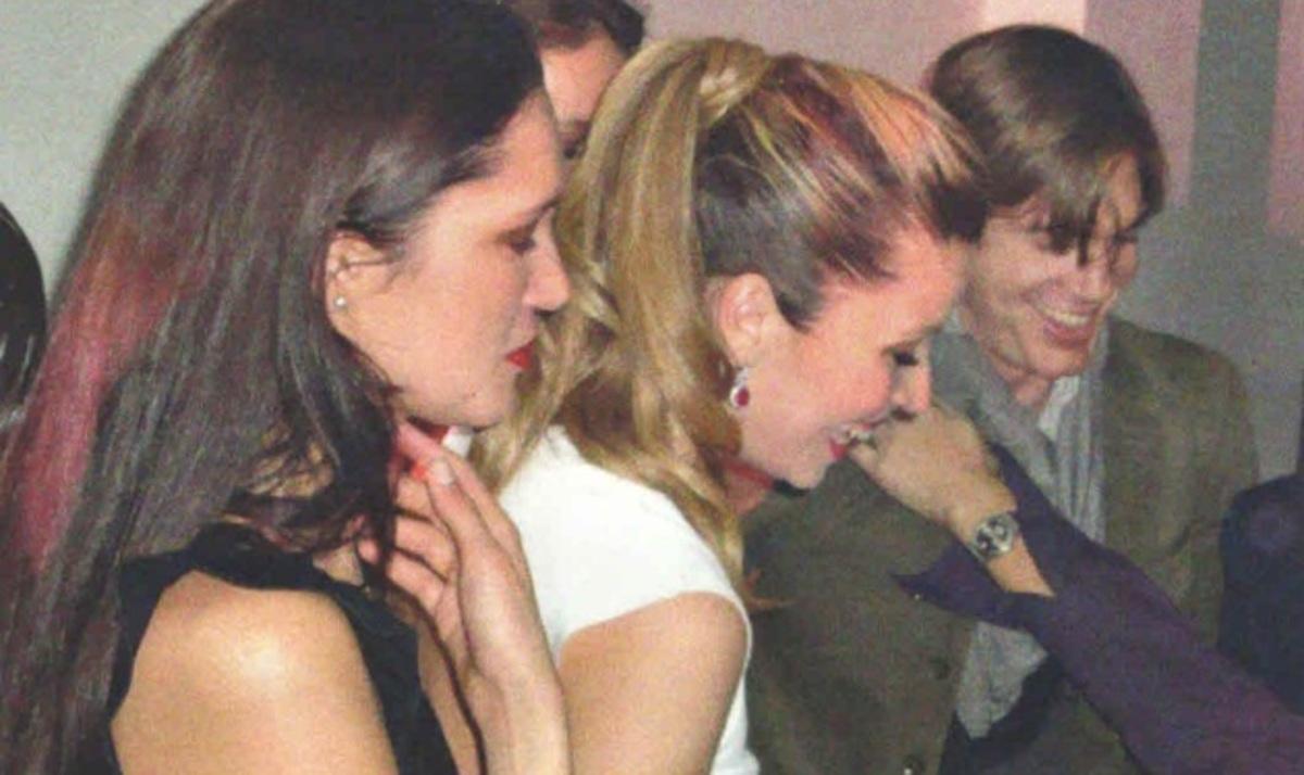 Φωτογραφίες από το πάρτι έκπληξη της Μ. Χρουσαλά για τον σύζυγό της! | Newsit.gr
