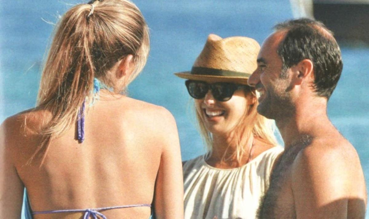 M. Χρουσαλά: Συνάντησε το κορίτσι του G. Clooney στη Μύκονο! | Newsit.gr