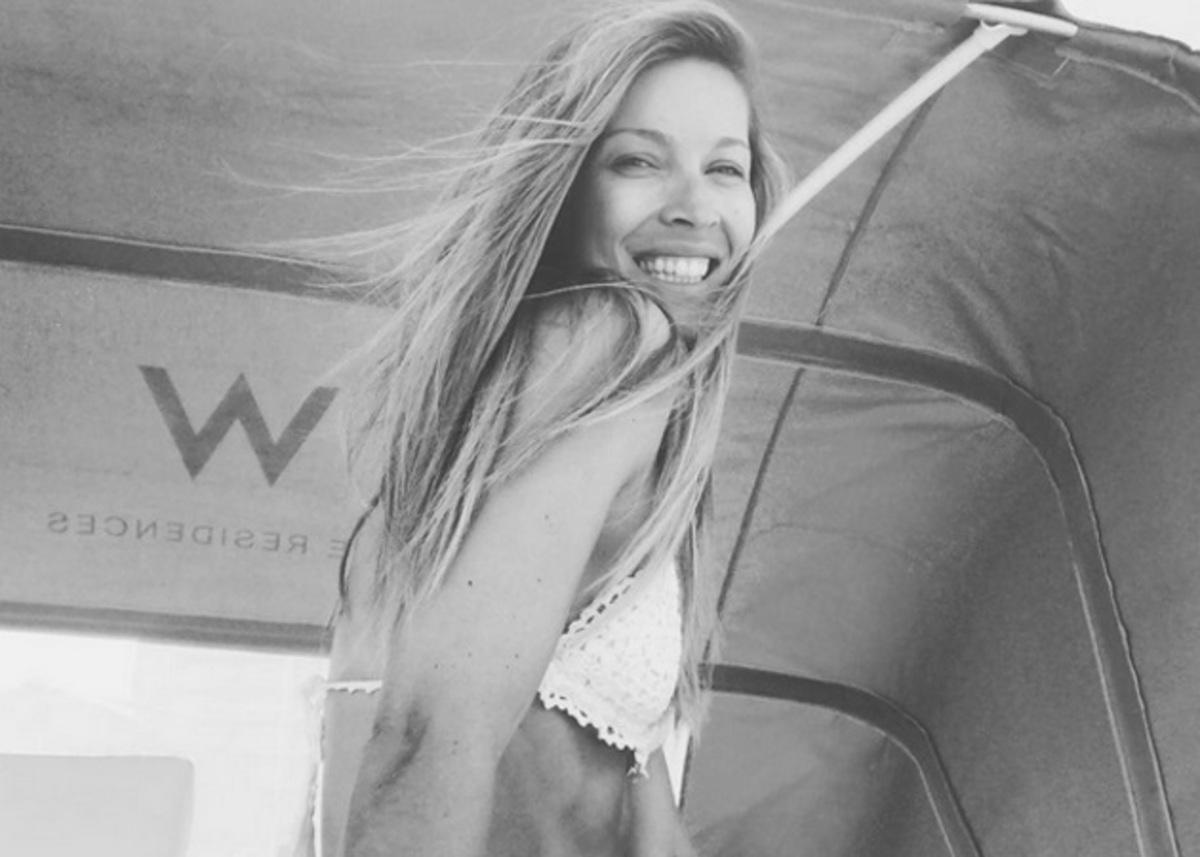 Μαριέττα Χρουσαλά: Βόλτα με το σκάφος στο Μαϊάμι [pic] | Newsit.gr