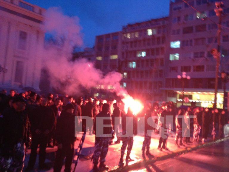 Χρυσή Αυγή: Ολοκληρώθηκε η συγκέντρωση διαμαρτυρίας στον Πειραιά (ΒΙΝΤΕΟ)   Newsit.gr
