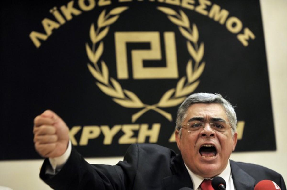Η Χρυσή Αυγή για τον οικονομολόγο του ΔΝΤ | Newsit.gr