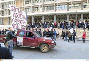 Σκουριές: Αναβλήθηκε η δική των κατοίκων για τον εμπρησμό στο εργοτάξιο