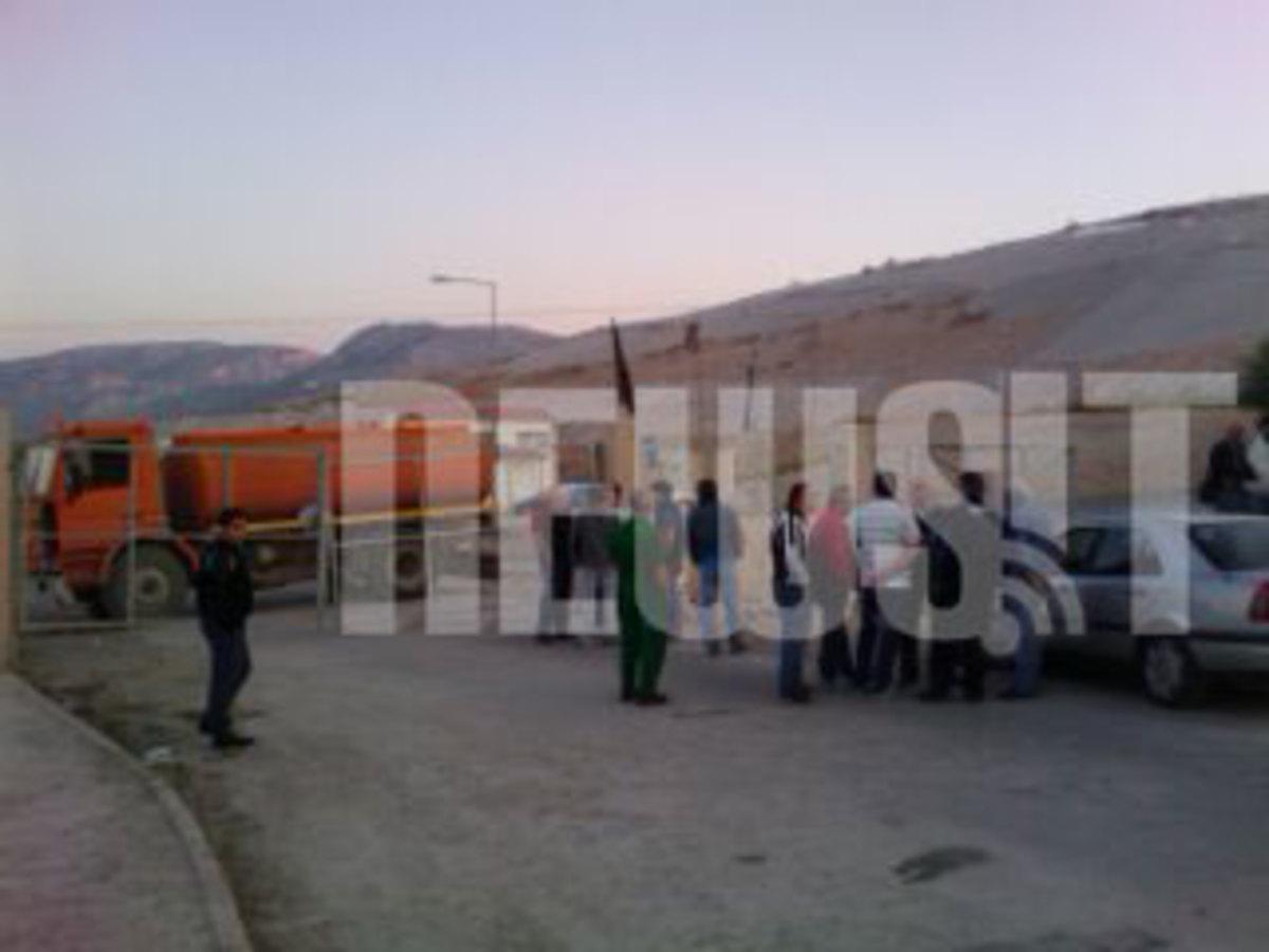 Κλειστή η χωματερή – Απειλούν με λουκέτο ως την Πέμπτη οι εργαζόμενοι | Newsit.gr