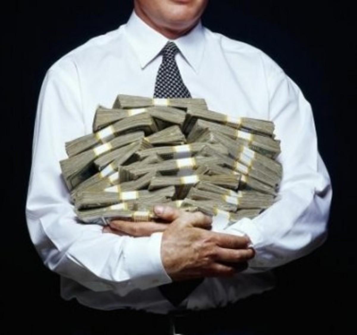 Εύβοια: Έγινε… πλούσιος και τον ψάχνει ακόμα και η γυναίκα του! | Newsit.gr