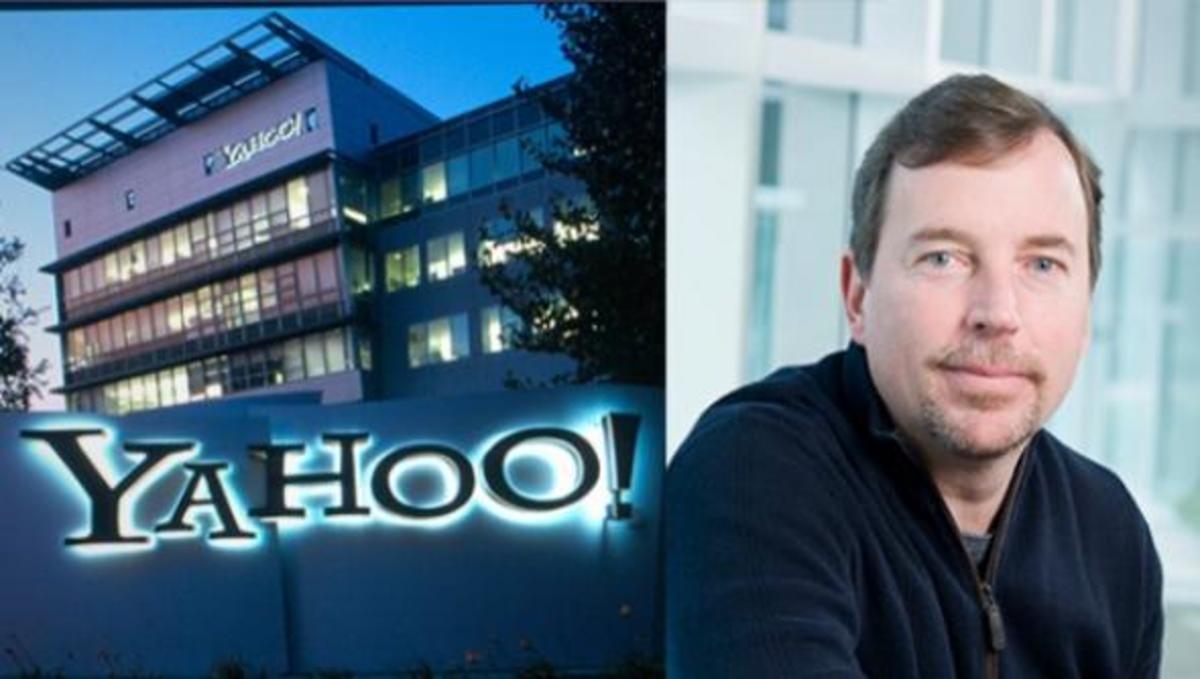 Έφυγε ο γενικός διευθυντής της Yahoo | Newsit.gr