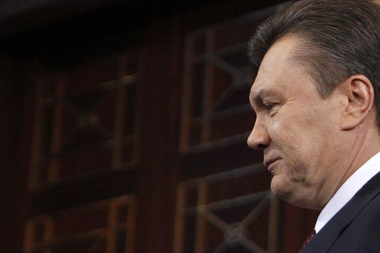 Στη Μόσχα ο Γιανουκόβιτς | Newsit.gr