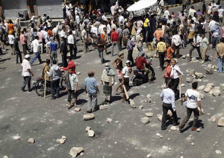 Λουτρό αίματος στις διαδηλώσεις στην Υεμένη – 15 νεκροί και εκατοντάδες τραυματίες   Newsit.gr