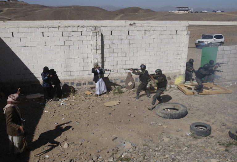 Εκπαιδεύονται και άλλοι τρομοκράτες στην Υεμένη   Newsit.gr