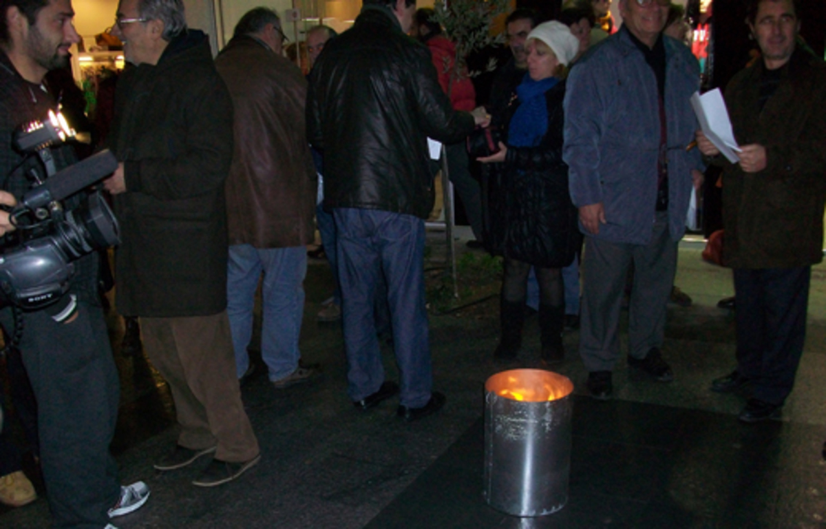 Εύβοια: Αντί να τα πληρώσουν προτίμησαν να… ζεσταθούν! | Newsit.gr