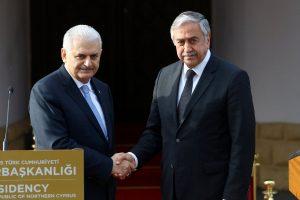 Κυπριακό: Πιθανές εξελίξεις συζήτησαν Γιλντιρίμ και Ακιντζί