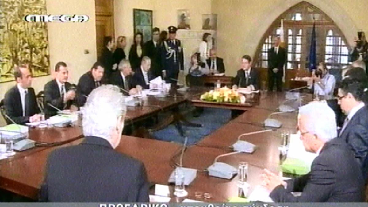 Ορκίστηκε η νέα κυβέρνηση της Κύπρου – Υπέγραψαν κώδικα δεοντολογίας οι νέοι υπουργοί   Newsit.gr