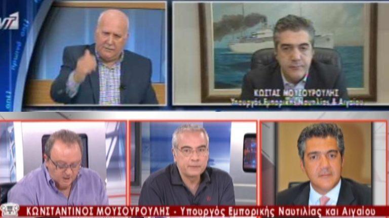 Παπαδάκης: «Περιμένει το MEGA για σύνδεση» – Οικονομέας: «Να του κλείσουμε το τηλέφωνο»; | Newsit.gr