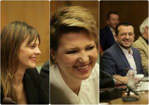 Υπουργικό συμβούλιο: Περίσσευαν τα χαμόγελα πριν την… προκαταβολική «κατσάδα» Τσίπρα! [pics]