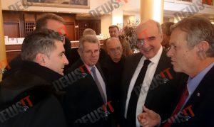 Εκλογές Ν.Δ.: Ο Ζαγοράκης στηρίζει Μεϊμαράκη για το δεύτερο γύρο