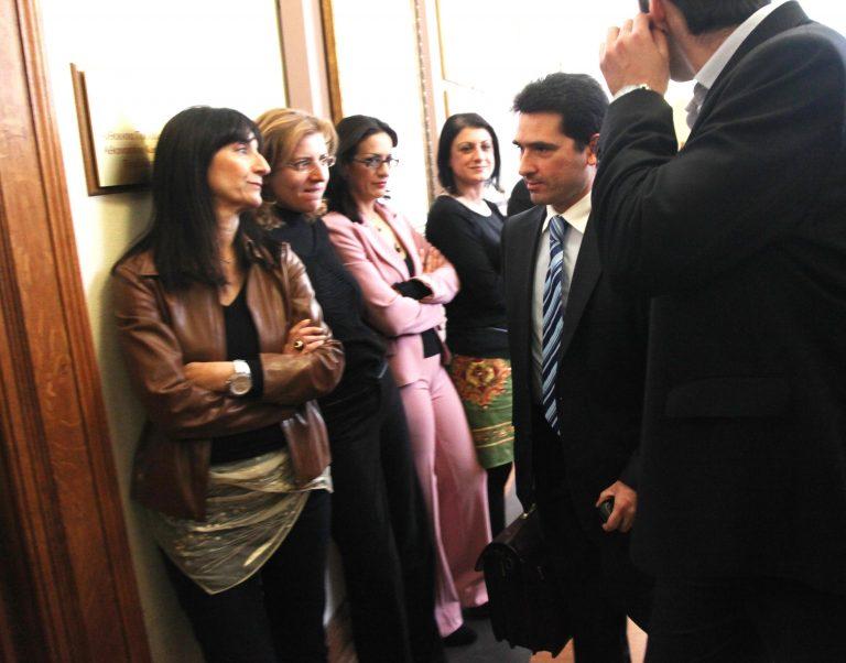 Δεύτερο όχι σε Καστανίδη να τεθεί σε αργία ο Ζαγοριανός | Newsit.gr