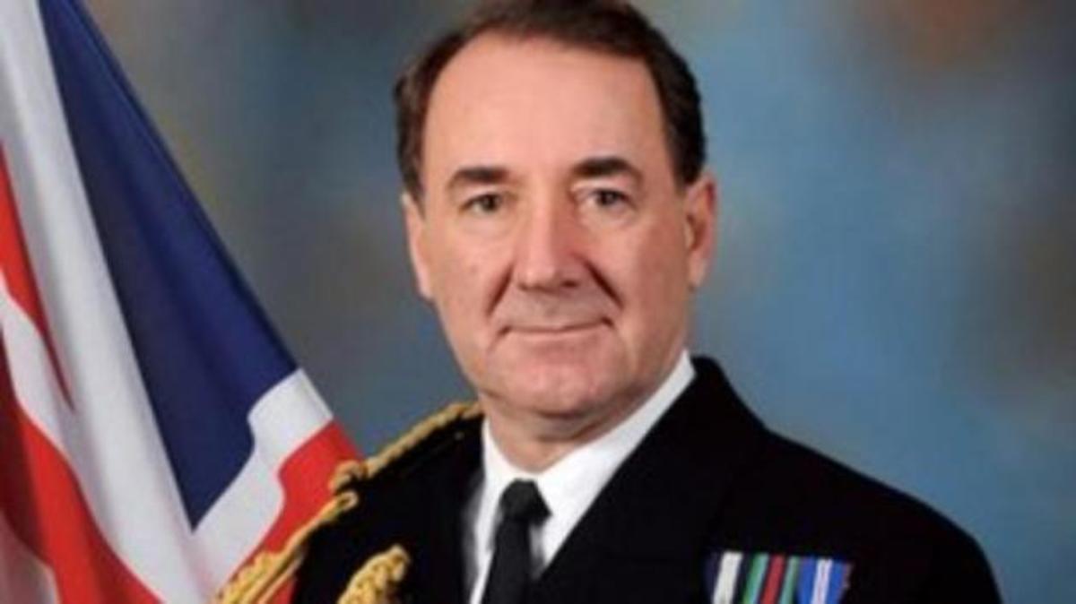 Έλληνας ναύαρχος Αρχηγός του Βρετανικού Ναυτικού!   Newsit.gr
