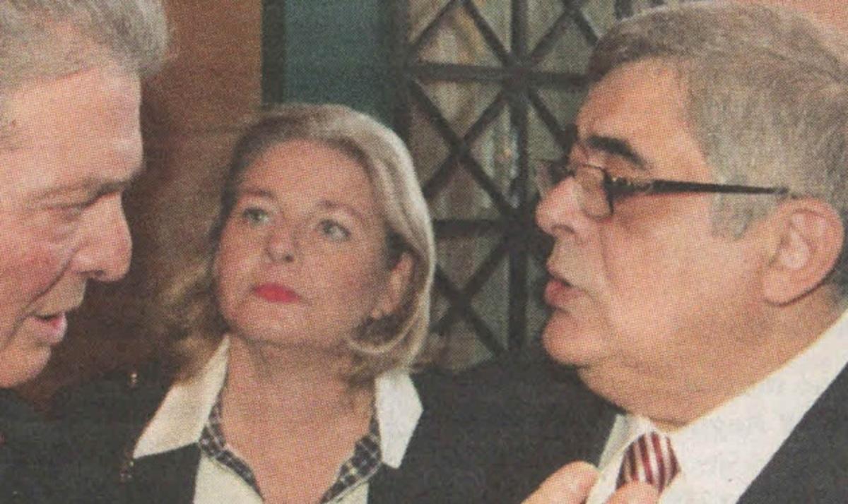 Ε. Ζαρούλια: Ποια είναι η γυναίκα στο πλευρό του αρχηγού της Χρυσής Αυγής | Newsit.gr